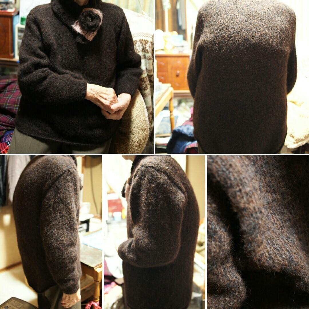 おばあちゃんのセーター